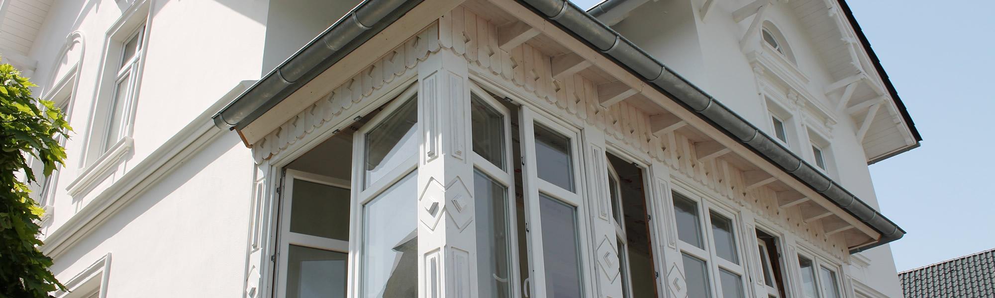 Fassadenverkleidung & -arten - MVS Bau GbR